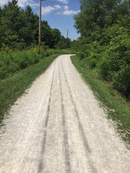 North Shore Trail near Solon.