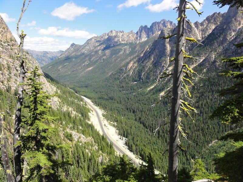 North Cascades.