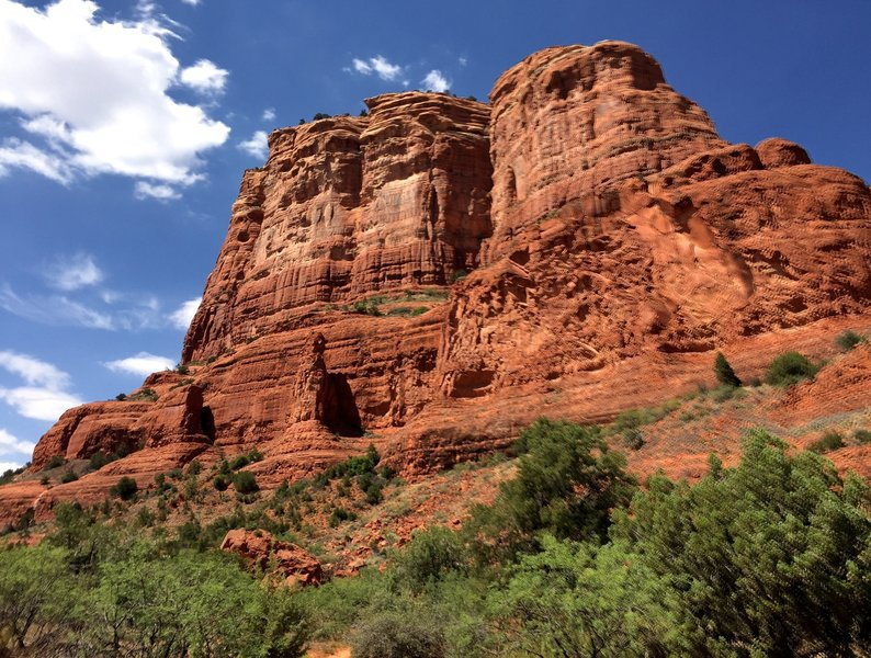Courthouse Butte.