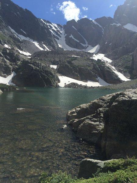 Sky Pond RMNP.