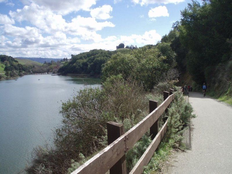 West Shore Trail.