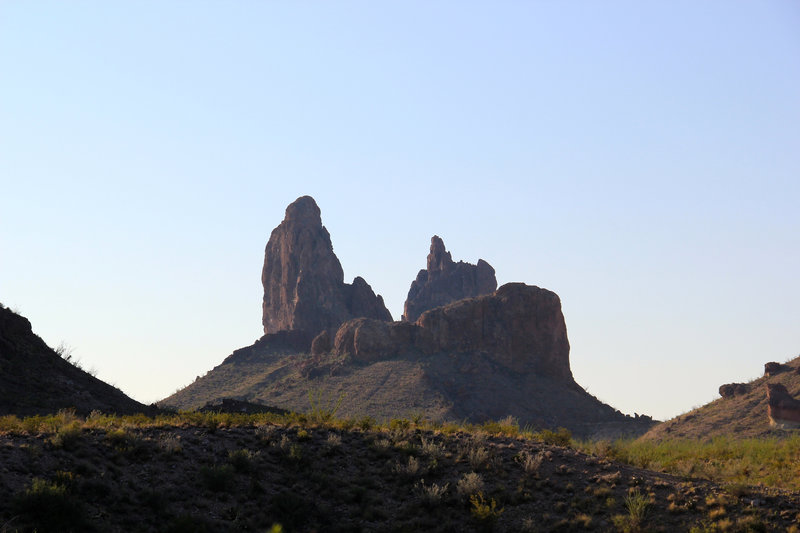 Mule Ears on another side
