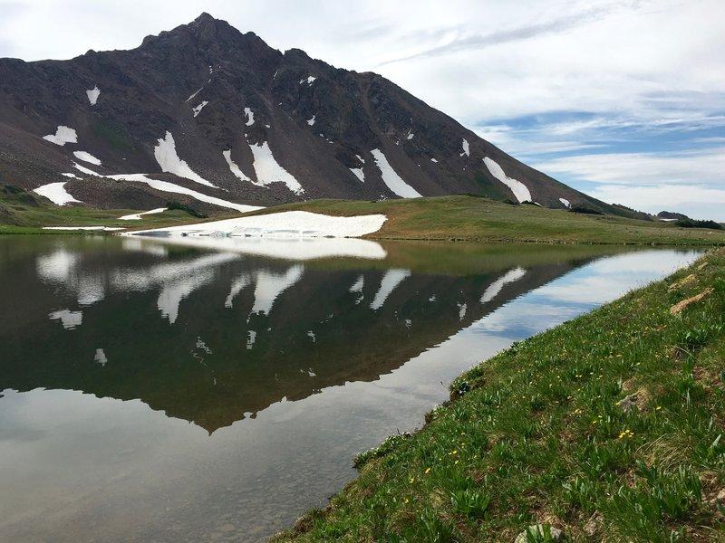 Deluge Lake.