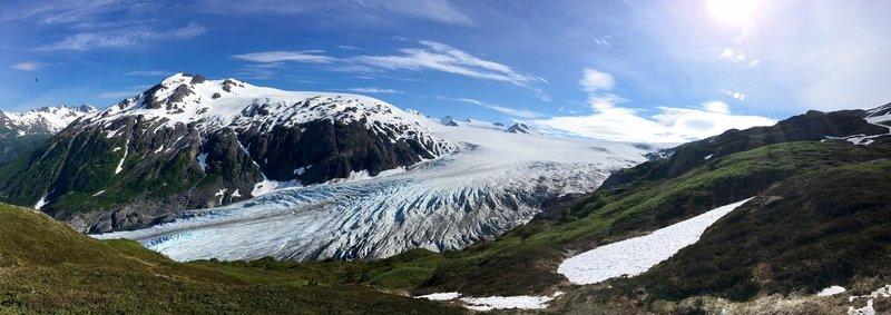 Exit Glacier/Harding Ice Field, Seward, AK