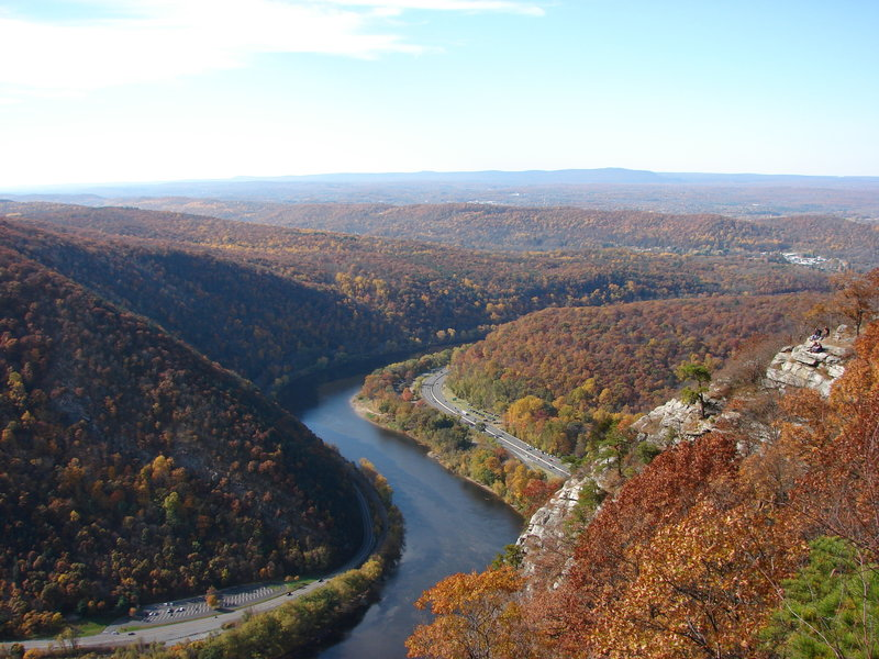Delaware Water Gap. with permission from hikePA https://www.flickr.com/photos/hikepa/
