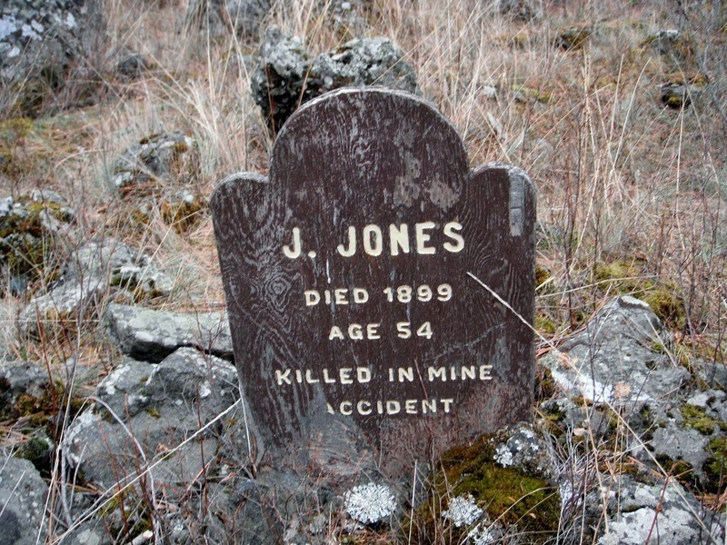 Please be respectful of the long mining history present in the area.