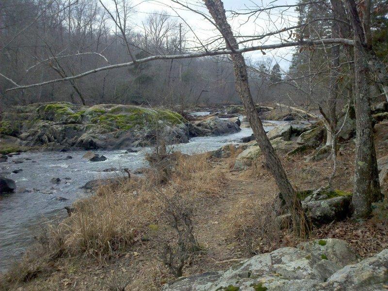 Eagle Trail.