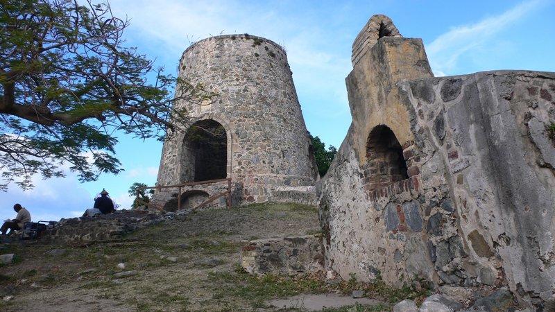 Annaberg Sugar Plantation.