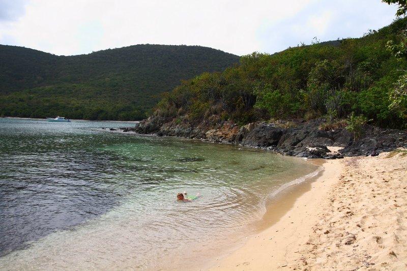 Genti Bay, Reef Bay Trail, Virgin Islands National Park, St. John, US Virgin Islands (USVI) with permission from virt_