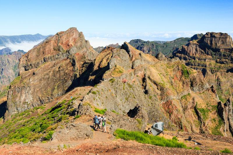 Pico do Arieiro.