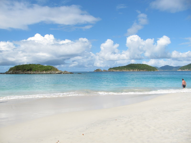 Cinnamon Bay and Cinnamon Cays.