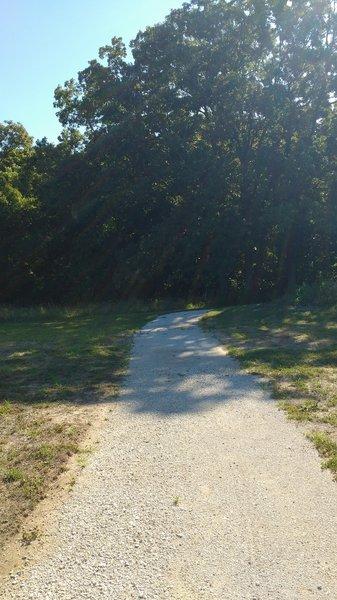Jacks Loop Trailhead.