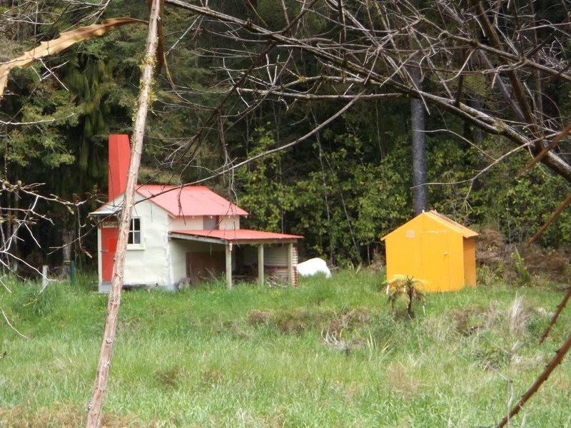 Goat Creek Hut.