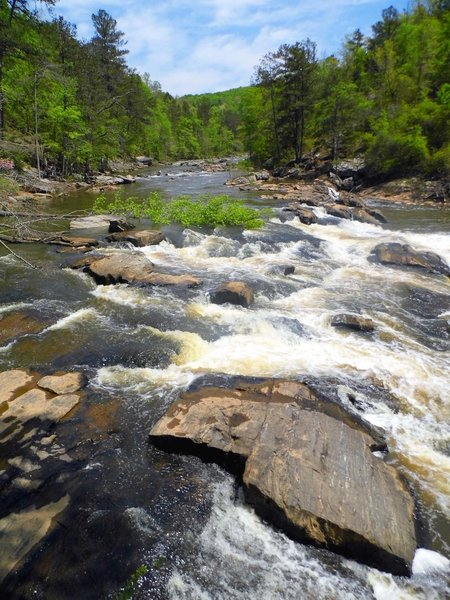 Sweetwater Creek.