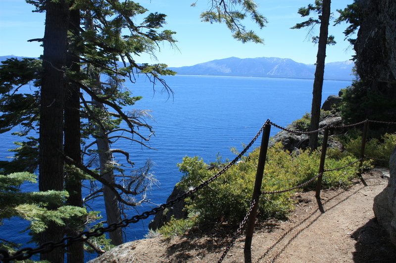Rubicon Trail, D. L. Bliss State Park.