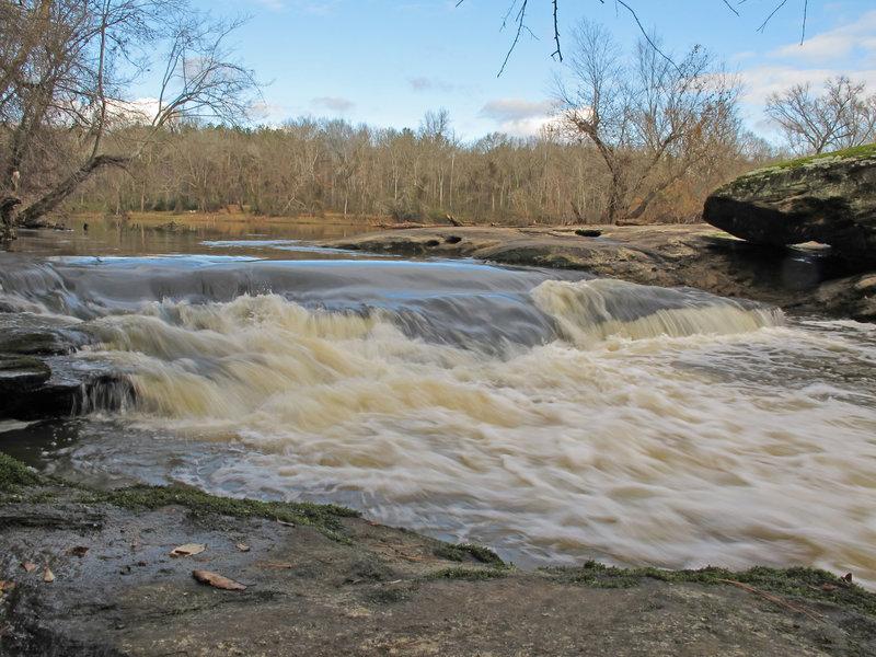 Lanier Falls.