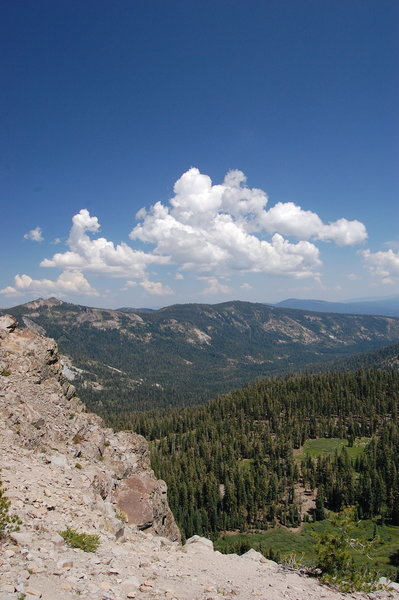 View from Ellis Ridge.