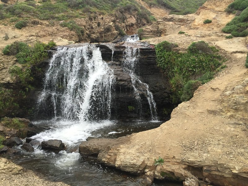 Alamere Falls is a scenic destination.