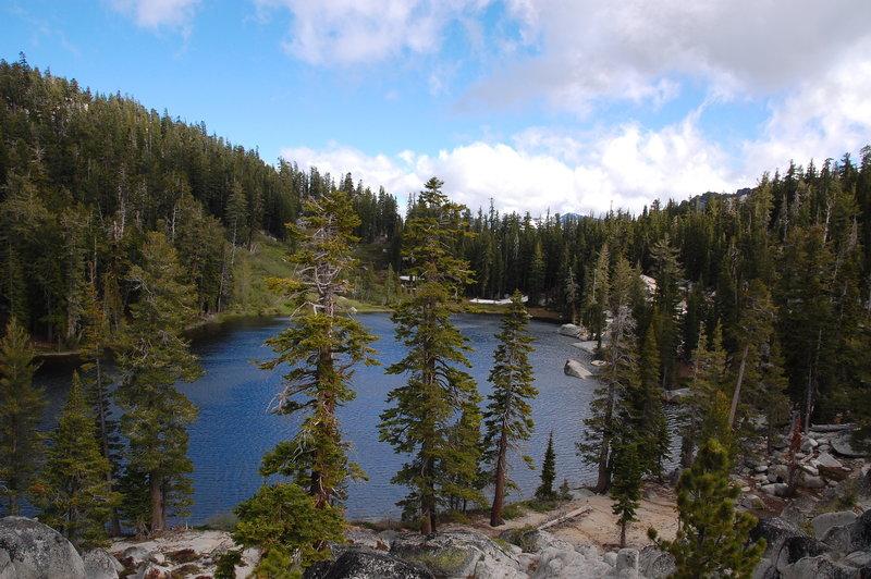 Rubicon Lake.