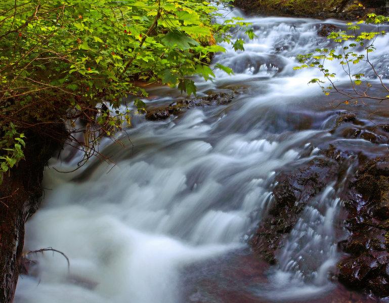 Latourell Creek.