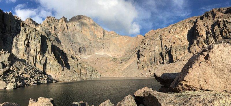 Chasm Lake- 8/18/16