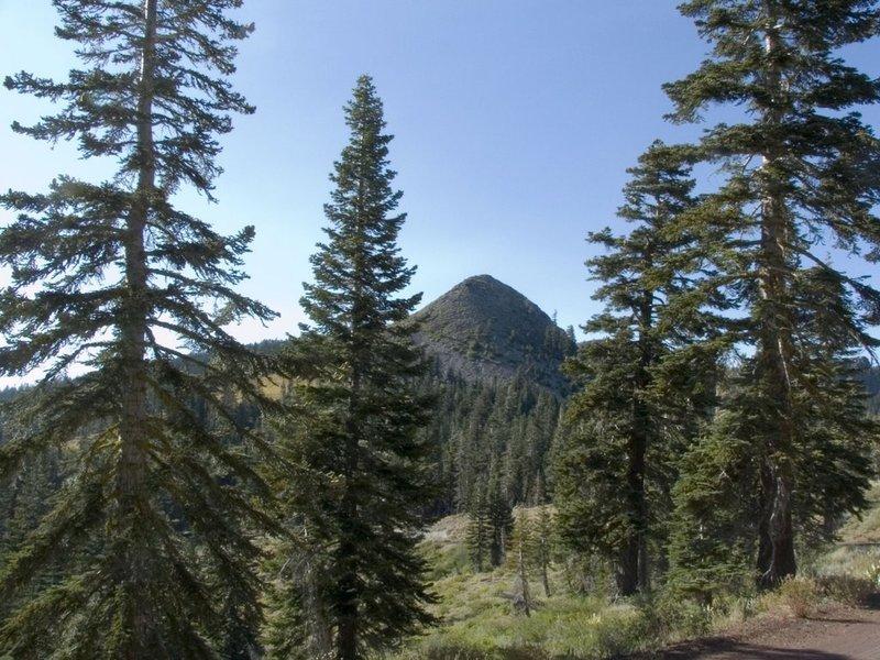 Barker Peak.