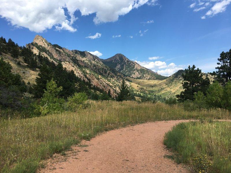 Fowler Trail.