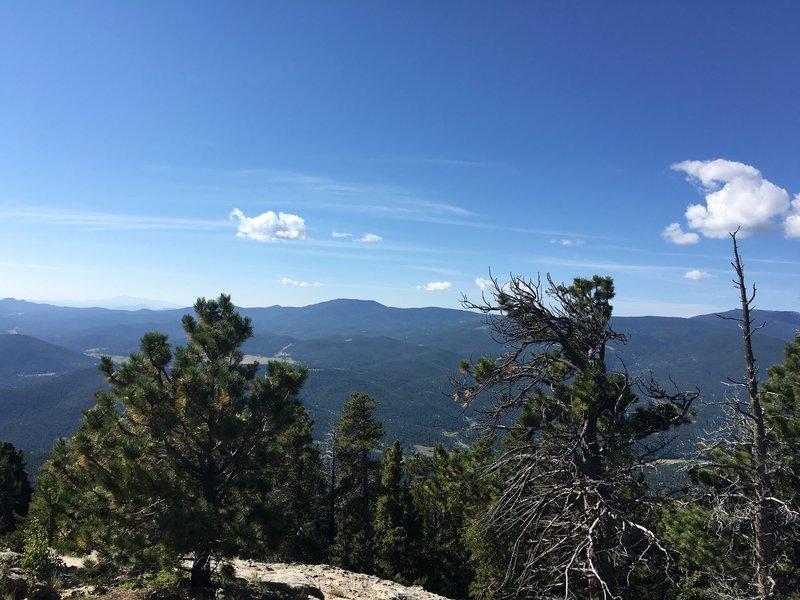 Bergen Peak Summit.