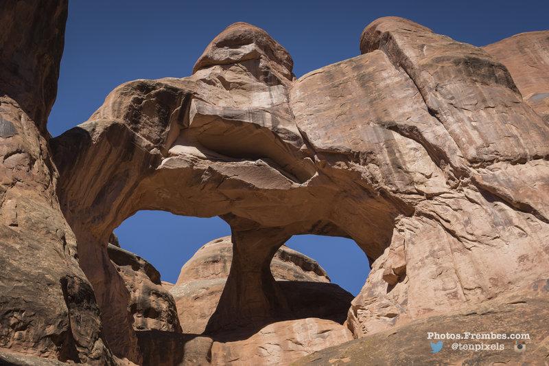 Arches National Park.