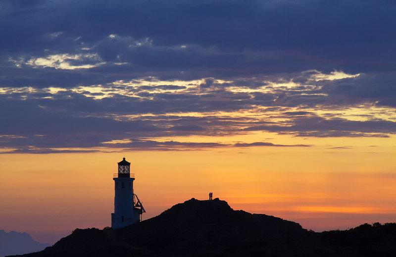 Anacapa Island sunrise. with permission from Elena Omelchenko