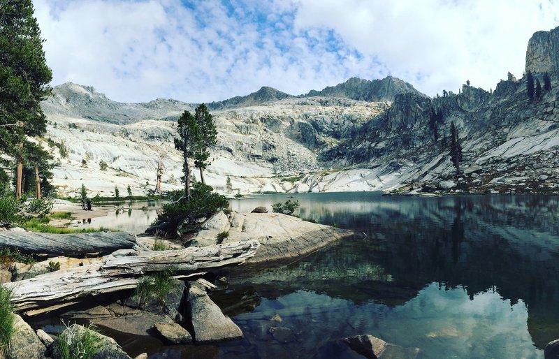 Pear Lake - Sequoia National Park.