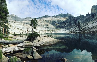 Running Trails near Sequoia National Park