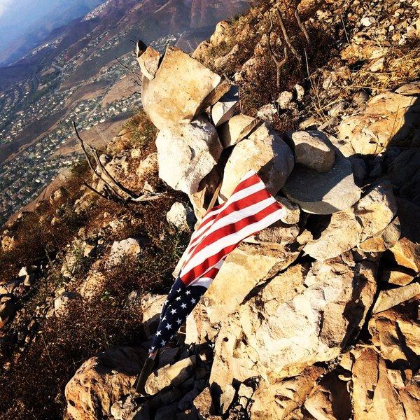 Mount Conejo Peak.