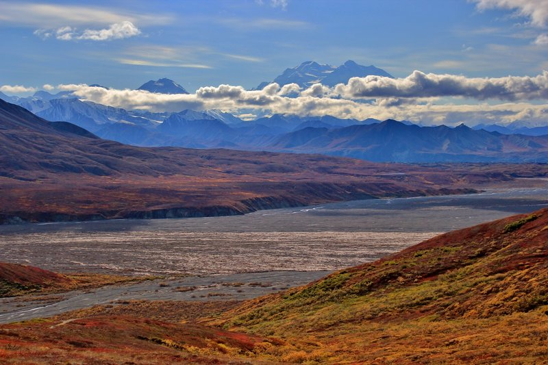 Denali National Park. with permission from David Broome