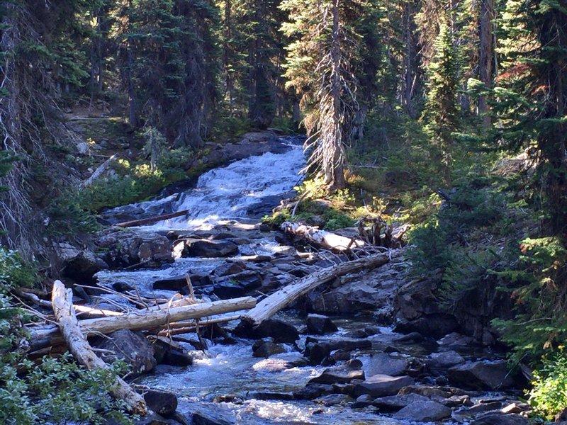 West Fork Lostine River.