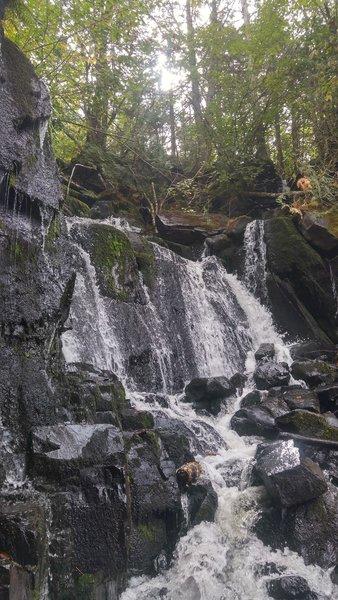 Bridal Falls.