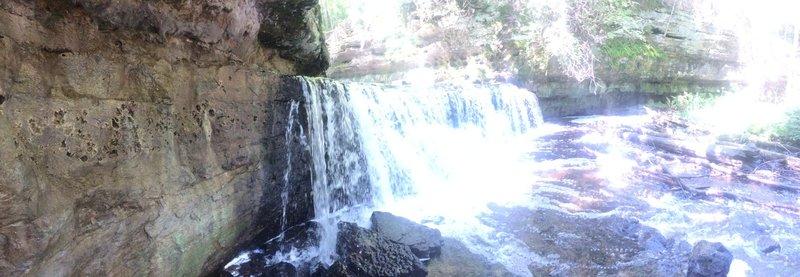 Mosquito Falls.