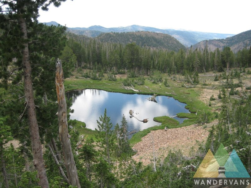 Alpine Lake.