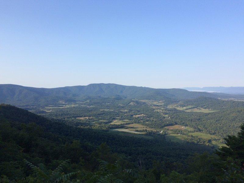 Dickey Ridge