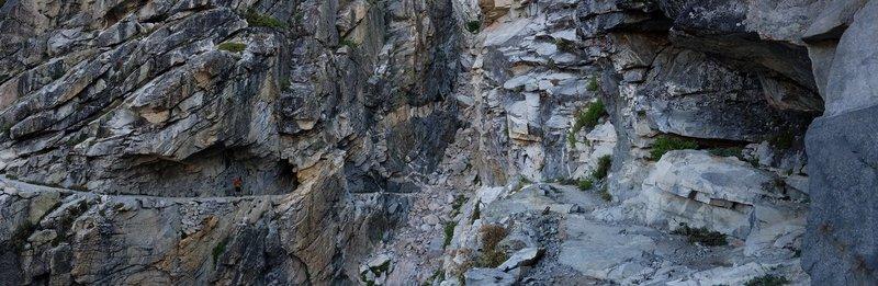 Hamilton Gorge Tunnel - High Sierra Trail