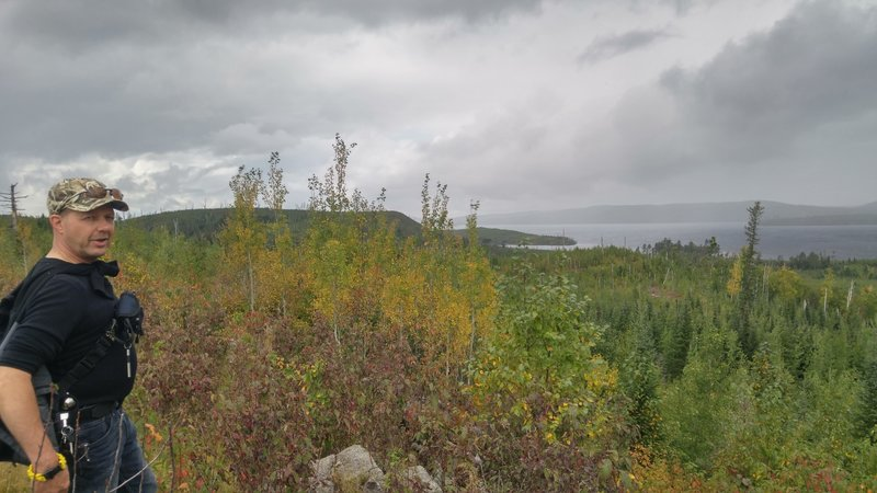 Gunflint Lake.