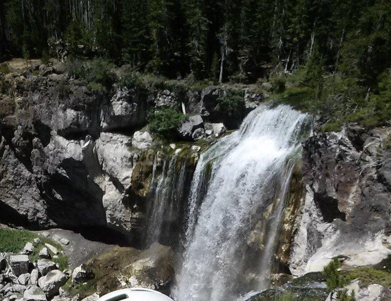 Fun days of waterfalls :)