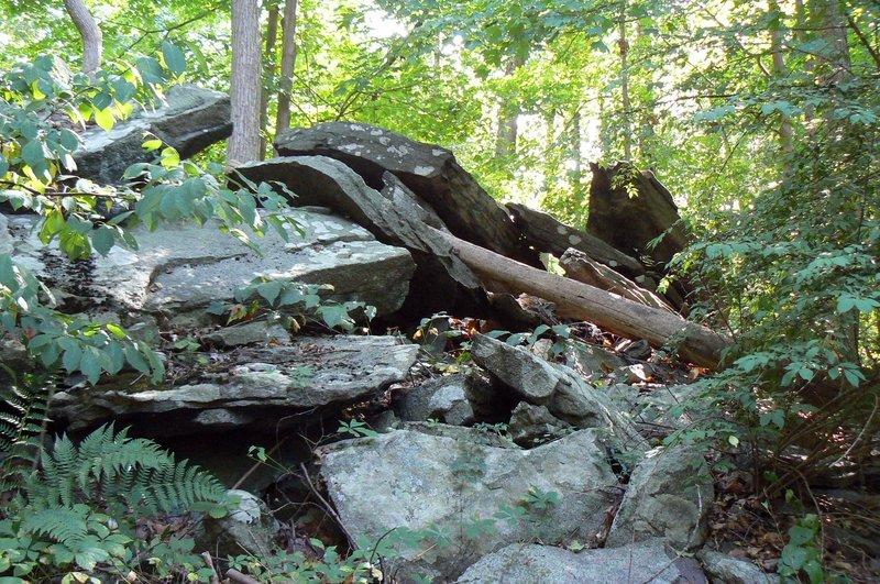 Mount Rose Ridge.
