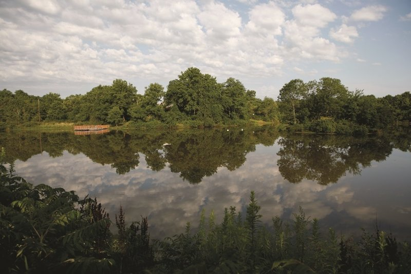 Wargo Pond.