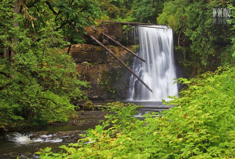 Upper North Falls.