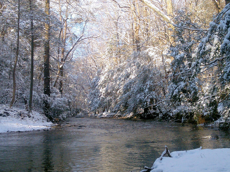 Otter Creek, PA from the M-DT. By Jim Hooper.