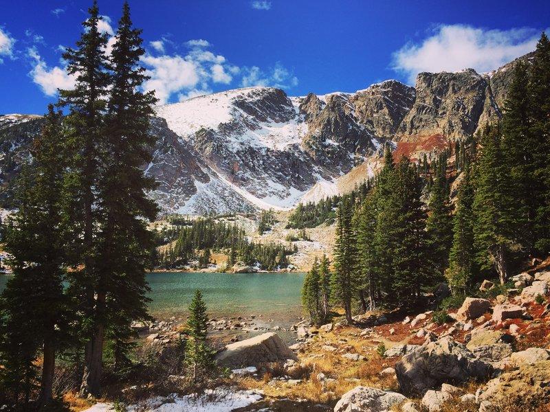 Upper Forest Lake.