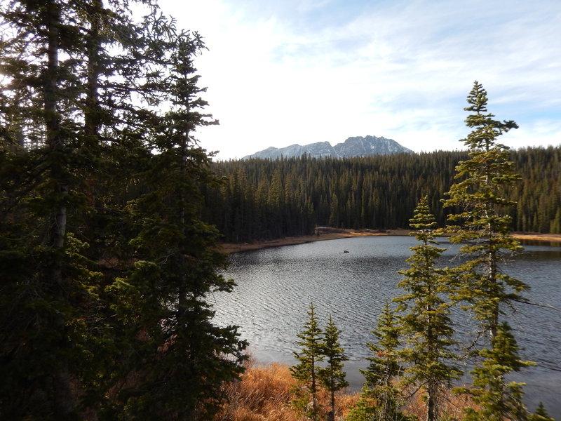 Eaglesmere Lake.
