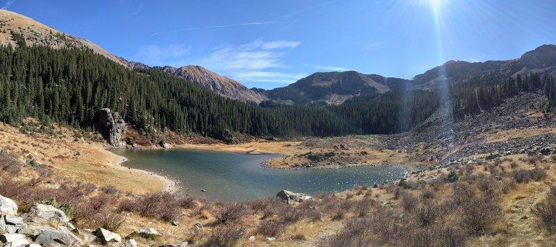 Williams Lake 10/2016