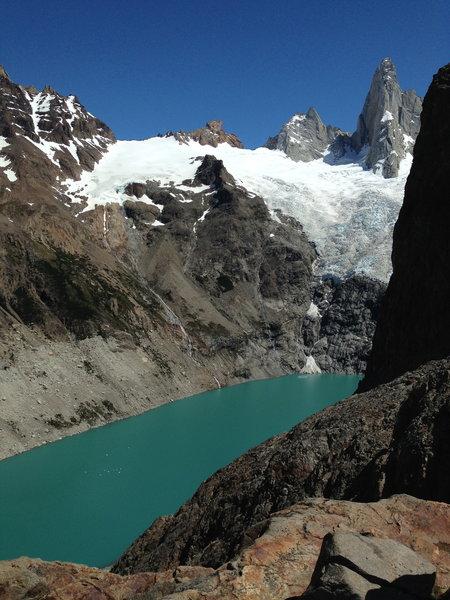 Lago Sucio.